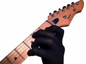 1 Guitar – Guitar Glove Bass Glove for Fingertips by Musician Practice Glove –M