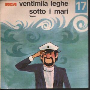 Morricone-Vinyl-Blue-7-034-Twenty-Thousand-Alloys-Sotto-The-Seas-17-Parte-5-6
