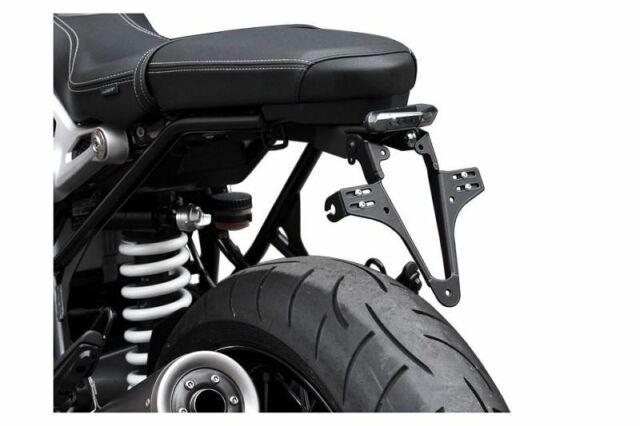 390 Duke 17- schwarz Stahl HIGHSIDER Kennzeichenhalter KTM 125