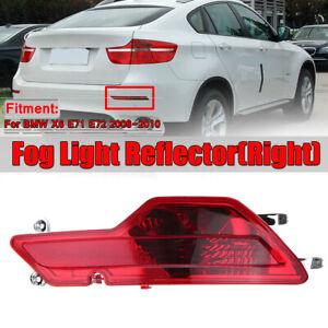 Arriere-Droit-Pare-chocs-Brouillard-Lampe-Reflecteur-Pour-BMW-X6-E71-E72-08-10