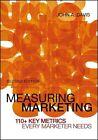 Measuring Marketing von John A. Davis (2013, Taschenbuch)
