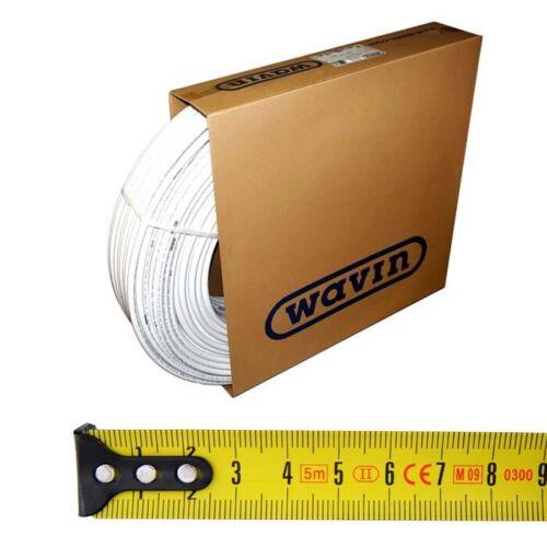 50m Wavin Rohr 25 x 2,5mm Metallverbundrohr Bund 25m