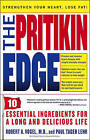 The Pritikin Edge: 10 Essential Ingredients for a Long and Delicious Life by Paul Tager Lehr, Dr Robert A Vogel (Paperback / softback)