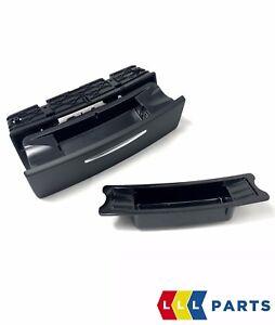 BMW-NEW-GENUINE-3-SERIES-E90-E91-REAR-ASHTRAY-COVER-BLACK-7138525
