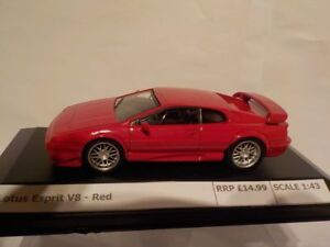 LOTUS-ESPRIT-V8-Rouge-diecast-metal-model-echelle-1-43