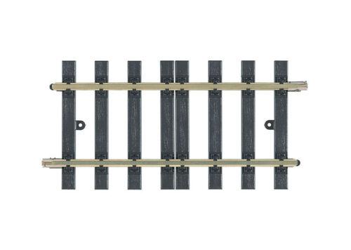 H1003 OVP NEU 2 Stück Märklin Spur 1-59056 Gerades Gleis Länge 152,2 mm