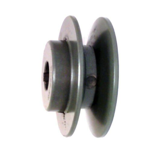"""AK30-7//8/"""" OD:3/"""" Cast Iron Bore 7//8/"""" Sheave Pulley Single Groove V-Belt Style A"""