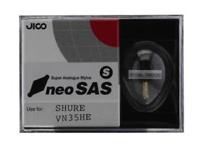 Jico SAS Zirconia Shure VN5MR HG stylus