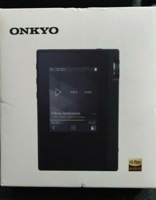 New Onkyo Digital Audio Player Rubato DP-S1