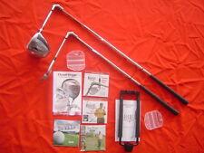 New Medicus 460cc Driver+7 Iron Dual Hinged -training Aid Golf clubs Men RH
