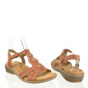 4de5f718de1f Rockport Cobb Hill Hollywood 2 Piece Cuff Women s Brown Leather ...