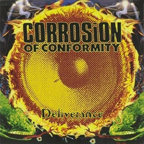 Corrosion of Conformity - Deliverance [New CD]