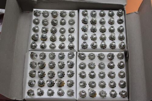 Pack of 20 E10 MES 1.2v 200mA 0.24w Lens Ended Miniature Focused Beam Bulbs
