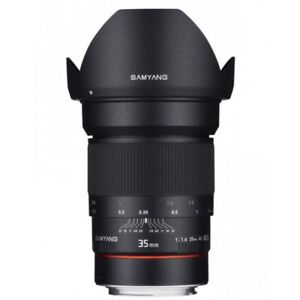 Samyang-35mm-f-1-4-UMC-AS-lens-for-Canon-AE-electronic-circuit-FINAL-SALE
