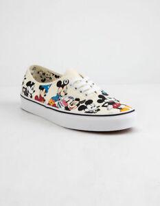 85973d36bf3f BNIB 🔥Disney X Vans Mickey s Birthday Authentic Shoe Mickey Mouse ...