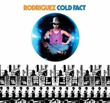 Cold Fact by Rodriguez (70s) (CD, Feb-2009, Light in the Attic Records)