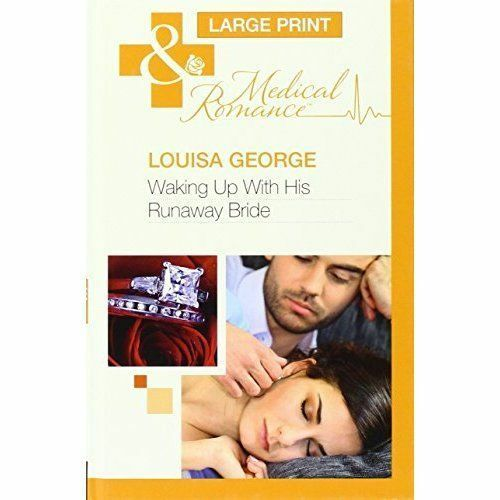 """1 of 1 - """"VERY GOOD"""" Louisa George, Waking Up With His Runaway Bride, Book"""