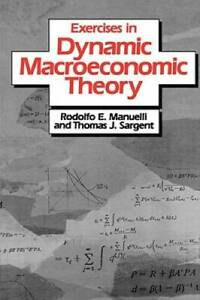 Exercises-in-Dynamic-Macroeconomic-Theory-Paperback-GOOD
