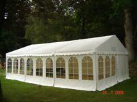 Telte Køb lagerførende kvalitets telte hos Zederkof