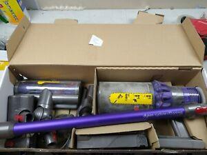 Dyson-V10-animal-Cordless-Vacuum-Cleaner-READ-PARTS-REPAIR-NONWORKING-122