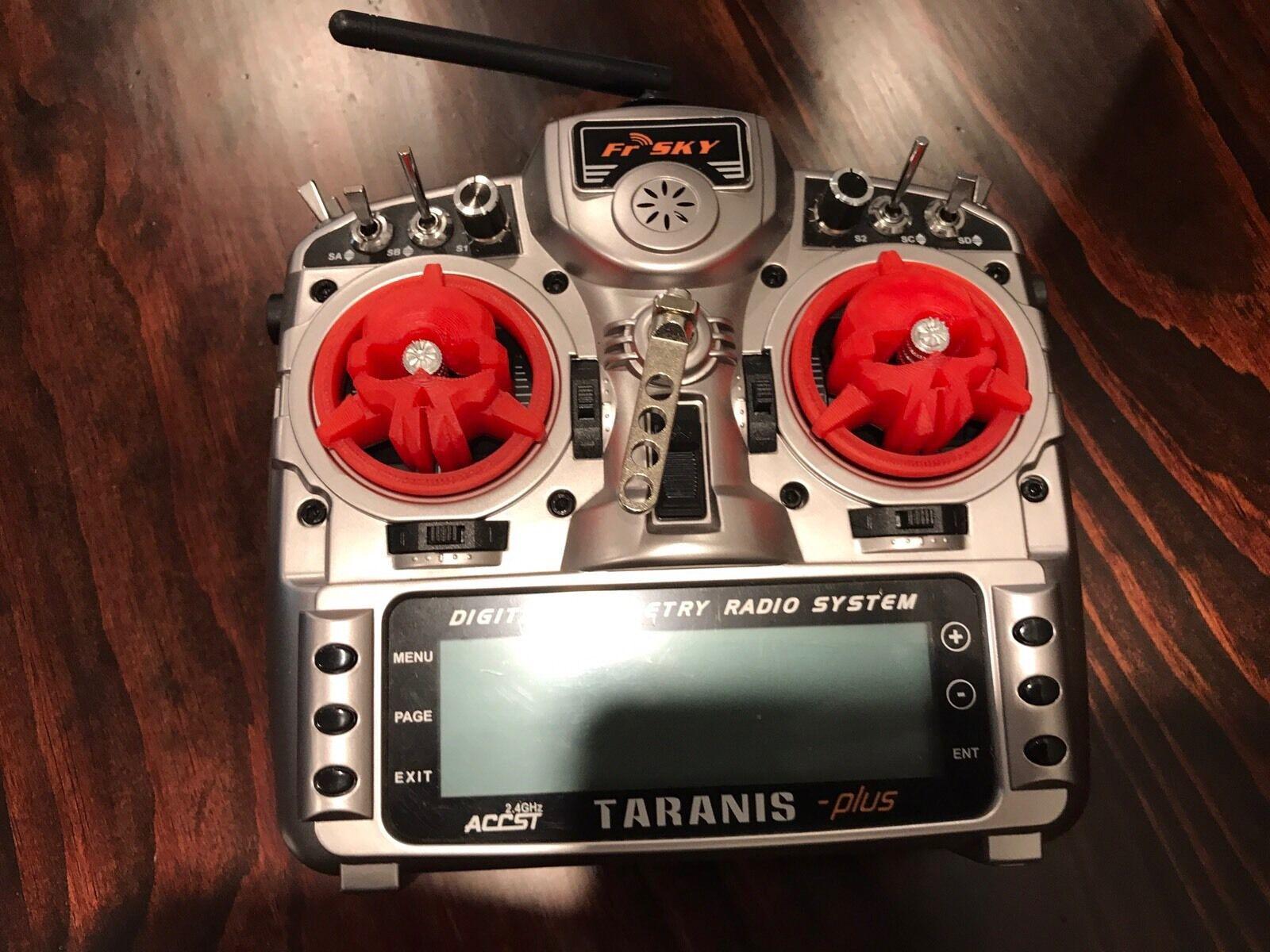 FrSky Taranis X9D Plus Part Gimbal USED