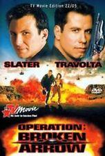 Operation Broken Arrow, Action mit Christian Slater und John Travolta, DVD