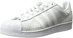 Image is loading Adidas-Superstar-Snakeskin-Women-039-s-Casual-shoes-