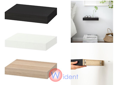 Ikea Lack Wall Shelf Floating Conceal Mounting