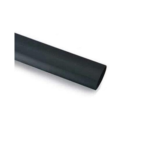 Heat Shrink Tubing 2:1 Ratio BLACK 3.2mm 5m 5 metres