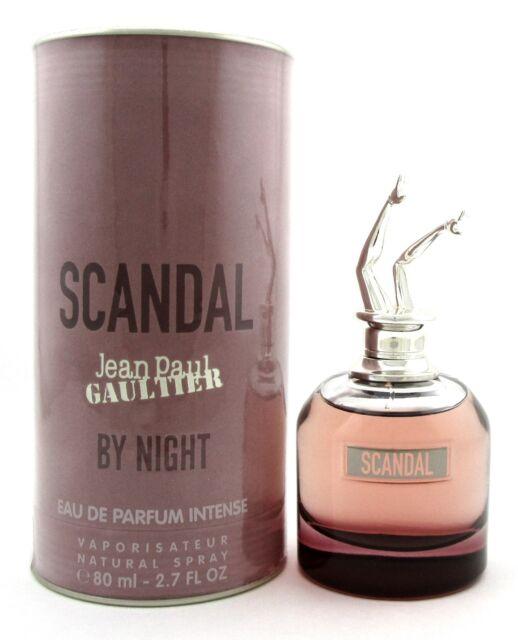 Jean Paul Gaultier Scandal By Night Eau De Perfume Spray 80ml For