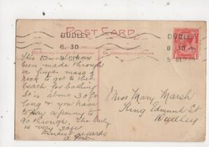 Miss Mary Marsh King Edmund Street Dudley 1920 695a - <span itemprop=availableAtOrFrom>Aberystwyth, United Kingdom</span> - I always try to provide a first class service to you, the customer. If you are not satisfied in any way, please let me know and the item can be returned for a full refund. Most purcha - Aberystwyth, United Kingdom