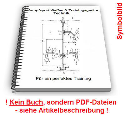 Kampfsport Waffen Gerate Selbst Bauen Trainingsgerate Technik
