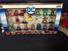 Nano metalfigs DC Comics 20 Pack Batman Brainiac Cyborg Green Lantern Superman