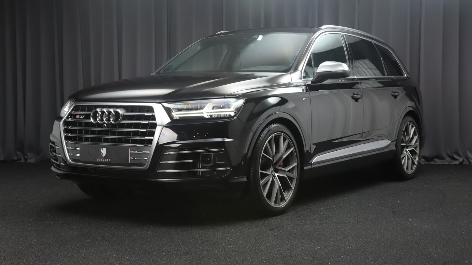 Audi SQ7 4,0 TDi quattro Tiptr. 7prs 5d - 9.799 kr.