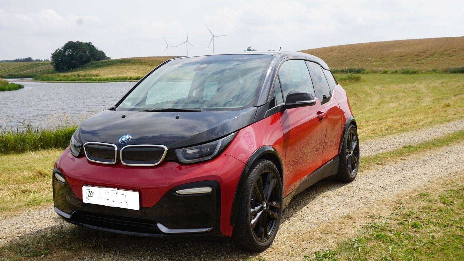 BMW i3s  REX aut. 5d