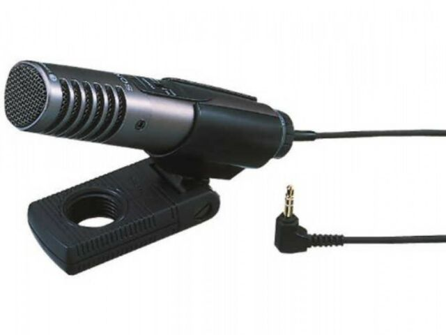 Sony ECM-HM1 Intelligent Corded Rewind Microphone