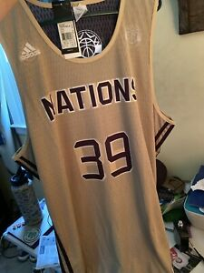 Details about Adidas Nations Jersey #39 XXL