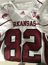 Arkansas Razorbacks Game Used/Worn Jersey