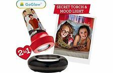 One Direction  Go Glow rechargable Mood Light,Torch and Projector