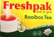 NEW Freshpak Rooibos Tea 80 Tagless Bags (2 X Pack) 160 Total