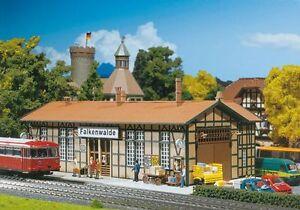 FALLER HO # 110106 Station /'Falkenwalde/'