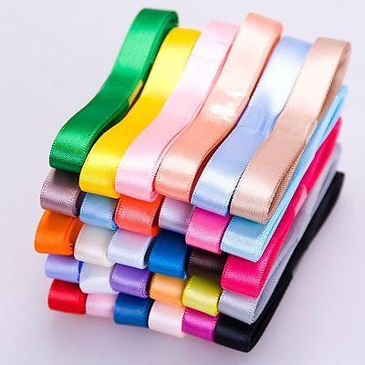 "30YDS 3/8"" mixed 30 style  graft  wedding satin ribbon Lot 30 Y WHOLESALE"