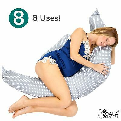 2019 Moda Koala Babycare® Cuscino Maternitàper Dormire E Cuscino Allattamento Con Supp...