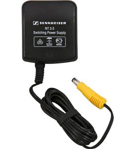 New 400mA DC Switching Power Supply Sennheiser NT 2-3-US 12V