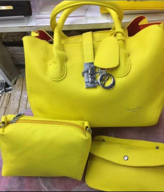 NEW Dior Perfumes Perfume Bag With A Cosmetic Bag Makeup ...