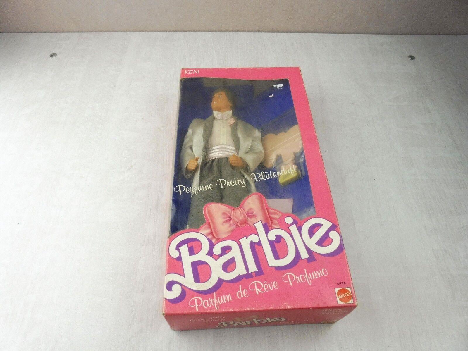 Poupée Barbie Ken, Parfum de rêve, neuf en boite, 1987