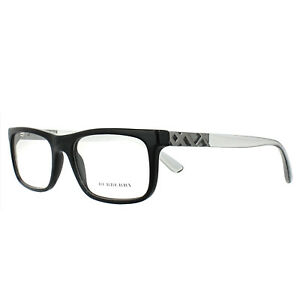 545c8d3eb0d4 Image is loading Burberry-Glasses-Frames-BE2240-3001-Black-53mm-Womens