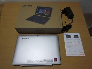 Lenovo-MIIX-310-10ICR-Wifi-64GB-4GB-Ram-80SG0098GE-25-70-cm-Windows-10-Tablet
