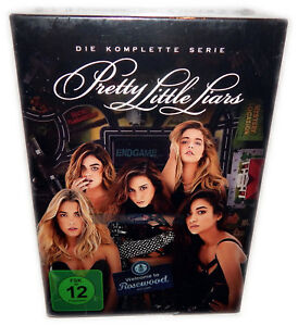 Pretty Little Liars Staffel 7 Dvd