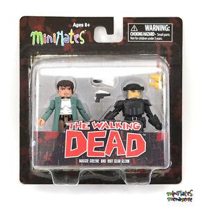 Walking Dead Minimates Series 5 Maggie Greene
